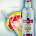 Drink Grapefruit - wódka Sobieski