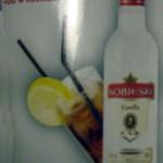 Drink Vanilia - wódka Sobieski