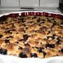 Ciasto z malin i jagód